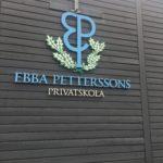 Uppvärmning kyla Ebba Petterssons Privatskola