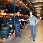 Nordisk Däckimport installerar bioenergi