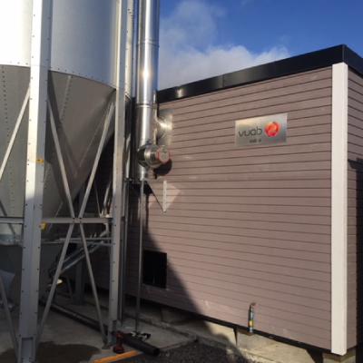 Bioenergi Vikentomater