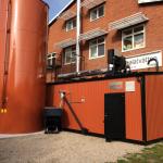 Bioenergianläggning Vithalatvätten