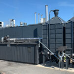 Bioenergianläggning hos Delicious Food